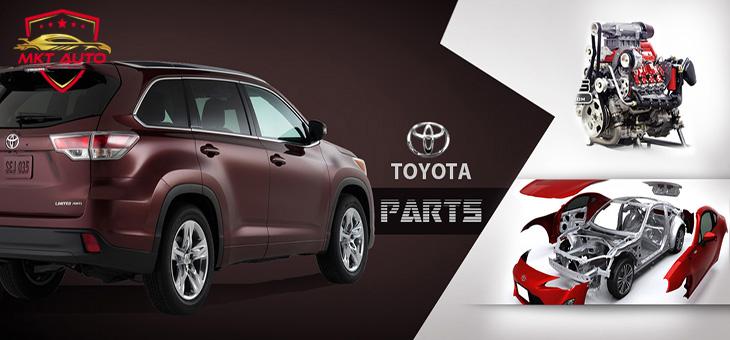 Phụ Tùng Toyota Nhật Bản chính Hãng
