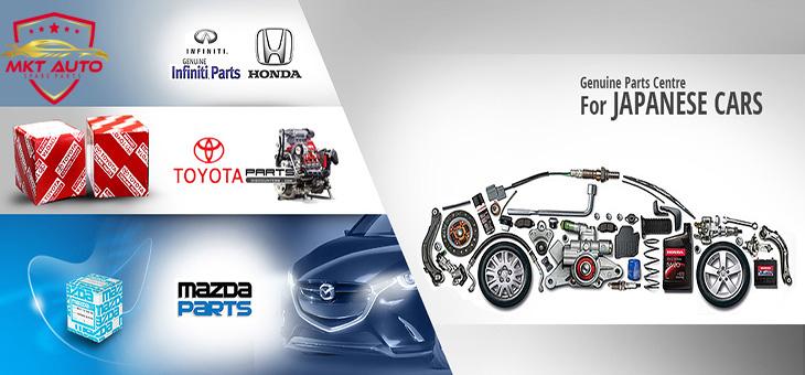 Phụ Tùng chính Hãng Toyota Giá rẻ